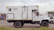 Станция исследований скважин на базе автомобиля ГАЗ Садко и Егерь