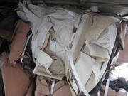 Отходы пленок ПВХ с мебельных и дверных производств.