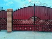 Кованые изделия,  ворота,  решетки и т.д. на заказ