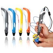 3D ручка — замечательный развивающий подарок для вашего ребёнка!