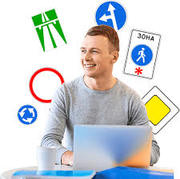 Автошкола  AutoCarKZ онлайн обучение
